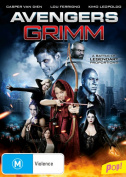 Avenger's Grimm [DVD_Movies] [Region 4]