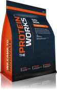 The Protein Works Super Greens Powder Pomegranate Flavour 500g