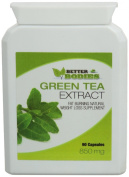 Better Bodies Green Tea Extract Diet Pill for Weight Loss - Pack of 90 capsules