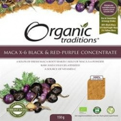 Organic Traditions Maca X-6 Powder 150g x 1