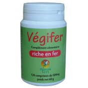 Vegifer - Spiruline enriched with Iron