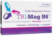 TRI-Mag B6 - 30 tabs by Olimp Health M