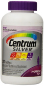 New! Easier to Swallow Centrum Silver Women's 50+