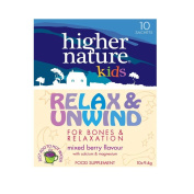 Higher Nature Kids Soothe and Immune Sachets - Pack of 10
