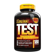 Mutant Test - Pack of 180 Capsules