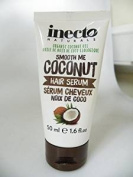 3 x INECTO SMOOTHING HAIR SERUM CONTROLS FRIZZ & ADDS SHINE PARABEN FREE