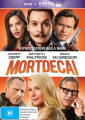 Mortdecai (DVD/UV) [Region 4]