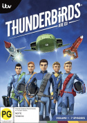 Thunderbirds are Go!: Volume 1 [Region 4]