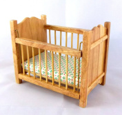 Wooden doll cot toys buy online from Wooden baby doll furniture