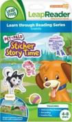 Divine LeapFrog LeapReader - Pet Pals Interactive Sticker Book --