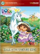 Genuine LeapFrog LeapReader Dora Tale Unicorn Interactive Book --
