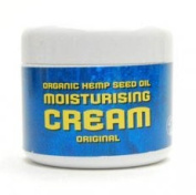 Organic hemp Seed Oil Moisturising Cream Original 56g