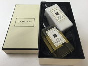 Jo Malone Lime Basil & Mandarin 100ml Body & Hand Wash & 100ml Body & Hand Lotion Gift Set
