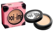 BENEFIT COSMETICS Boi-ing 02 Light/ Medium - industrial-strength CONCEALER for medium complexions 3.0 g Net wt. 5ml