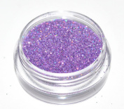 Purple Laser Eye Shadow Loose Glitter Dust Body Face Nail Art Party Shimmer Make-Up