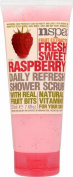 N-Spa Fruit Extracts Fresh Sweet Raspberry Daily Refresh Shower Scrub