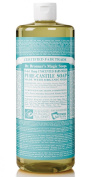 Dr. Bronner's Magic Soaps Castile Soap, Organic, Baby Mild, 240ml