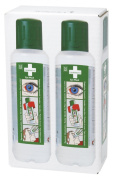 Cederroth 500ml Eye Wash - Pack of 2