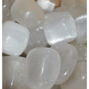 Gifts and Guidance Selenite Tumblestones X 5