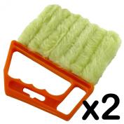 7 Brush Venetian Blind Cleaner - Easy To Use Duster