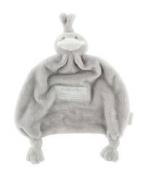 Bam bam Unisex Grey Super Soft Duck Comfort Blanket Comforter - New Baby Gift