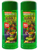 TMNT Teenage Mutant Ninja Turtles Bubble Bath 2 Pack
