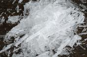 Menthol Crystals - 470ml Jar - Silver Cloud Estates, LLC