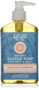 Whidbey Island Natural Liquid Castile Soap - Saratoga Passage