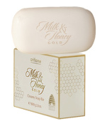 Oriflame MILK & HONEY GOLD CREAMY SOAP BAR 100g(set of 2 pcs) 100ml - Pack of 2