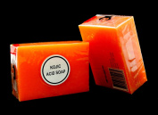 Genuine Kojic Acid Soap 2 x 135g by BEVI - makers of Kojie San brand