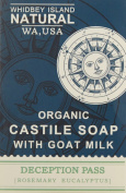 Whidbey Island Natural Goat Milk Soap Bar - Deception Pass