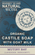 Whidbey Island Natural Goat Milk Soap Bar - Mutiny Bay