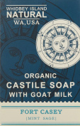 Whidbey Island Natural Goat Milk Soap Bar - Fort Casey