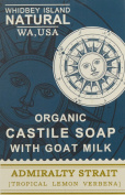 Whidbey Island Natural Goat Milk Soap Bar - Admiralty Strait