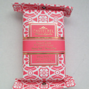 Castelbel Peony Rose Luxury Soap Bath Bar 310ml Beautifully Wrapped
