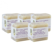 Maria Treben's Authentic Handcrafted Swedish Bitters & Lavender Shampoo Bar (90ml Bar) x 5