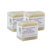 Maria Treben's Authentic Handcrafted Swedish Bitters & Lavender Shampoo Bar (90ml Bar) x 3