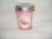 Bath & Body Works White Barn Cherry Blossom Sangria 180ml Jar Candle