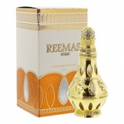 Reemas gold concentrate Perfume Oil -28ml