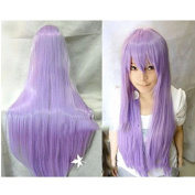 HuntGold 1X Women's Wig Anime Cosplay Straight Wig Hairpiece Role Play Tools