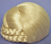 BLISS Dome Wiglet Chignon Bun Hairpiece 613 Bleach Blonde