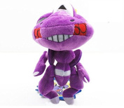 15cm Pokemon Plush Genesect Plush Anime Doll Stuffed Animals Cute Soft Collection Toy Best Gift for Kids