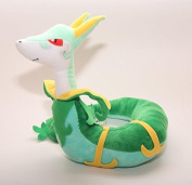 22cm Pokemon Plush Serperior Plush Anime Doll Stuffed Animals Cute Soft Collection Toy Best Gift for Kids
