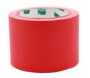 7.6cm Red Coloured Premium-Cloth Book Binding Repair Tape | 15 Yard Roll
