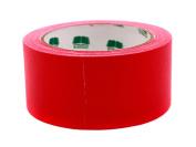 5.1cm Red Coloured Premium-Cloth Book Binding Repair Tape   15 Yard Roll