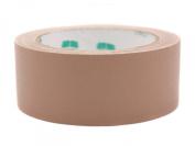 2.5cm - 1.3cm Tan Coloured Premium-Cloth Book Binding Repair Tape | 15 Yard Roll