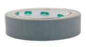 2.5cm Grey Coloured Premium-Cloth Book Binding Repair Tape | 15 Yard Roll