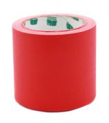 10cm Red Coloured Premium-Cloth Book Binding Repair Tape   15 Yard Roll