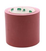 10cm Burgundy Coloured Premium-Cloth Book Binding Repair Tape | 15 Yard Roll