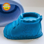 Small Shoes Mould Soap Mould Silicone Moulds Mould for Soap Mould Silicone Mould Children's Shoes Mould.